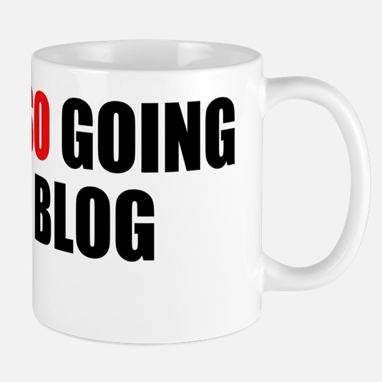 in-my-blog Mug