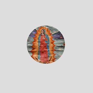 Guadalupe2Ornament Mini Button
