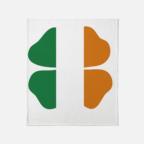 3 Color - dk Throw Blanket