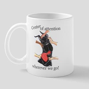 C Blk COA Mug