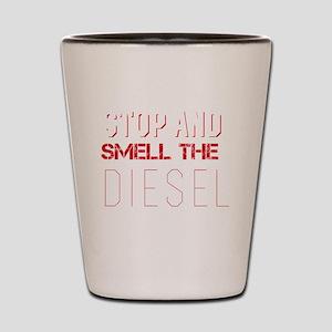 Diesel Shot Glass