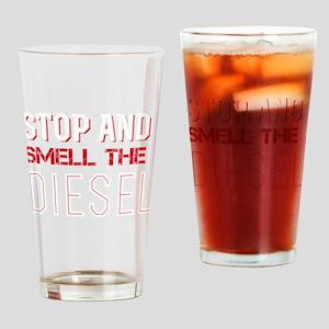 Diesel Drinking Glass