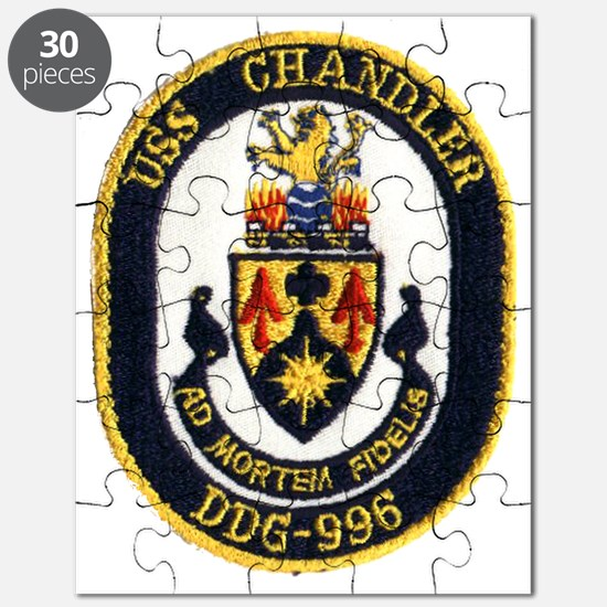 chandler patch Puzzle