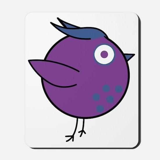 owl02 Mousepad