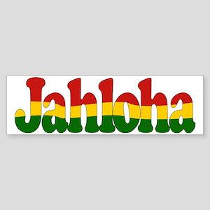 jahloha-irie Sticker (Bumper)