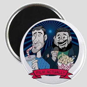 Film-Chest-Logo-Black Magnet