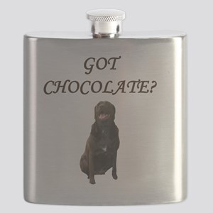 Got Chocolate Flask