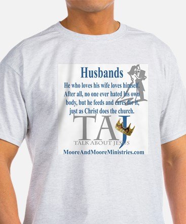 Husband and wife T-Shirt