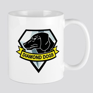 Diamond Dogs MGS Mugs