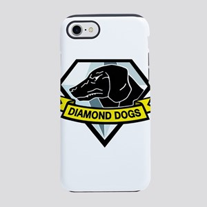 Diamond Dogs MGS iPhone 7 Tough Case