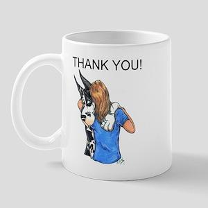 CH Thank You Mug