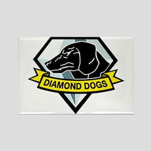 Diamond Dogs MGS Magnets