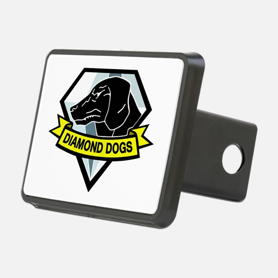 Diamond Dogs MGS Hitch Cover