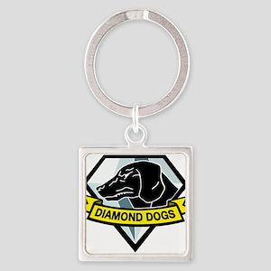 Diamond Dogs MGS Keychains