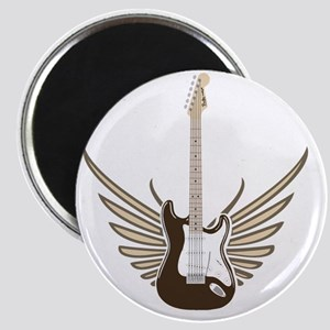 winged-strat copy Magnet