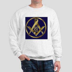 Masonic Circle License copy Sweatshirt