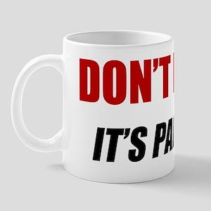 LP-laugh-paid-for Mug