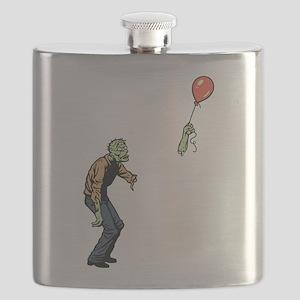 Poor zombie Flask