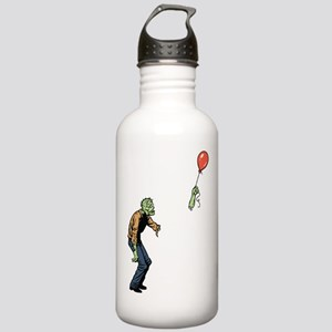 Poor zombie Water Bottle
