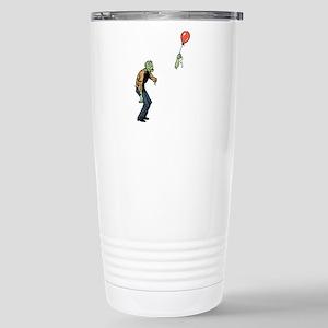 Poor zombie Travel Mug