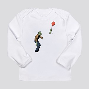 Poor zombie Long Sleeve T-Shirt