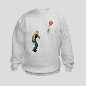 Poor zombie Sweatshirt
