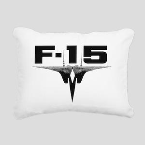 eaglelogo Rectangular Canvas Pillow