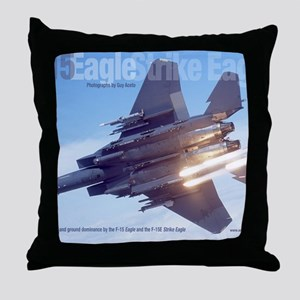 Heavy cover Throw Pillow