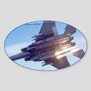 Heavy cover Sticker (Oval)