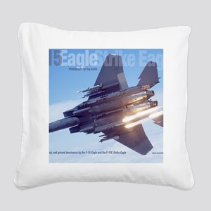 Heavy cover Square Canvas Pillow