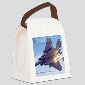 Heavy cover Canvas Lunch Bag