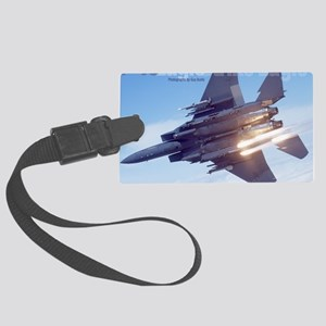 Heavy cover Large Luggage Tag