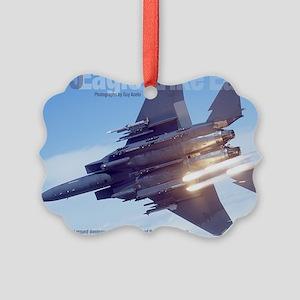 Heavy cover Picture Ornament