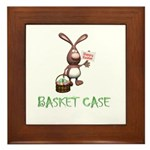 Basket Case Framed Tile