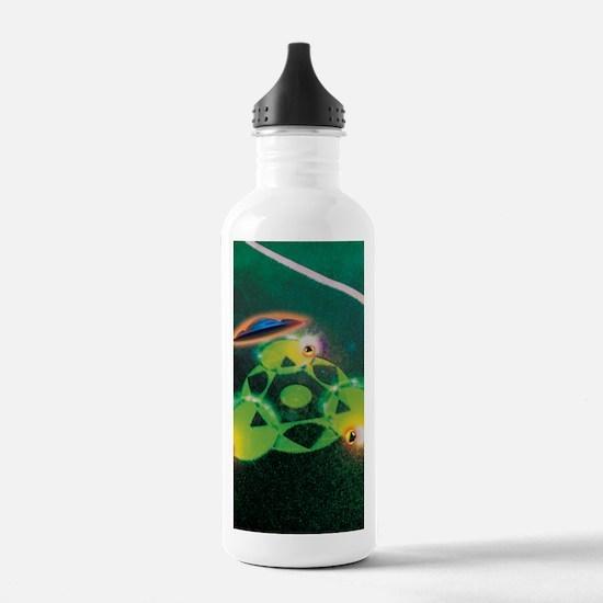 crop Water Bottle