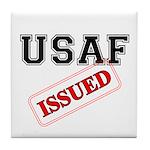 USAF Issued Tile Coaster