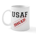 USAF Issued Mug