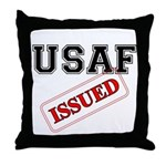 USAF Issued  Throw Pillow