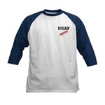 USAF Issued Kids Baseball Jersey
