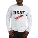 USAF Issued Long Sleeve T-Shirt