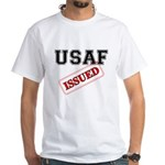 USAF Issued White T-Shirt