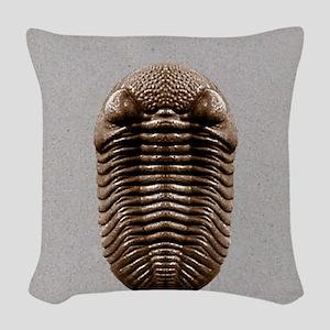 trilobiteSQ3OVE Woven Throw Pillow