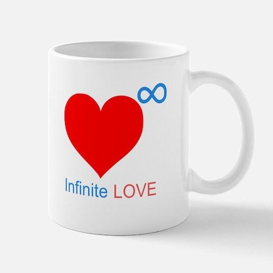 Infinite LOVE Mugs