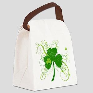 fancyshamrocknew Canvas Lunch Bag