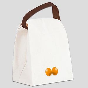 Pete Schweddy balls 2 Canvas Lunch Bag