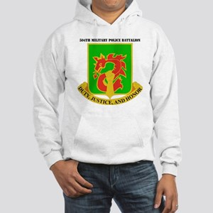 DUI-504TH MILITARY PLC BN  WITH  Hooded Sweatshirt