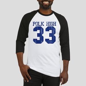 polkHigh33-B Baseball Jersey