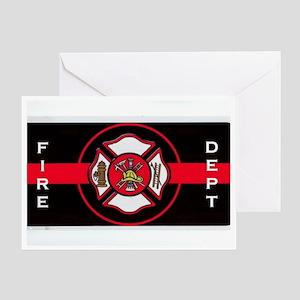 BLACL PLT Greeting Card