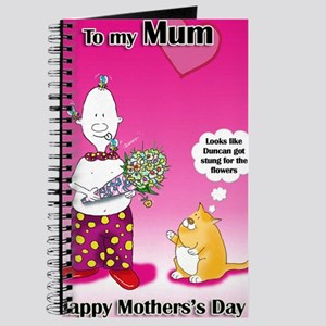 mothers day mom Journal