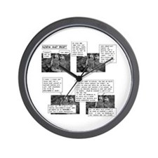 Parrot Talk - Gospel Message - Office Clock